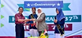 Harlah SMA Islam Almaarif Singosari Ke-37th
