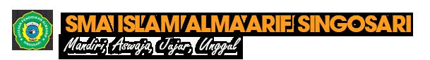 SMAI Almaarif Singosari Website