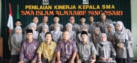 PKKS SMA Islam Almaarif Singosari
