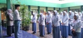PELAKSANAAN UNBK SMA ISLAM ALMAARIF SINGOSARI