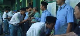 Halal Bihalal Guru, Staf dan Siswa SMA Islam Almaarif Singosari