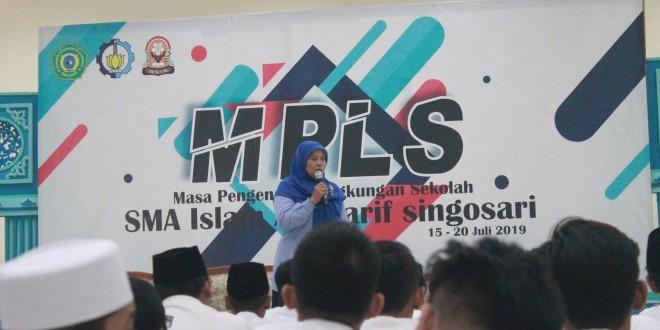 Pembukaan MPLS SMA Islam Almaarif Singosari 2019/2020