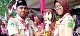 Juara 2 Desain Grafis Putra & Juara 2 PPGD dalam rangka Gita Tegak Se-Kabupaten Malang
