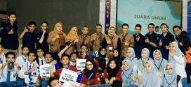 SMA Islam Almaarif Singosari membawa pulang 3 piala dalam ajang Procommit 9.0 Prodistik ITS Surabaya Se-Jawa