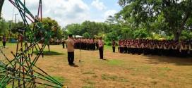 Scout Camp dan Outbound Qur'ani bersama Ambalan Arpraswaja SMA Islam Almaarif Singosari