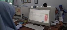 PAS 2019 SMA Islam Almaarif Singosari menggunakan CBT ( Computer Based Test )