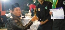 Siswa SMA Islam Almaarif mendapakan Juara 2 Pecak Silat Pagar Nusa  pada NU CUP 3 2019 Se Malang Raya