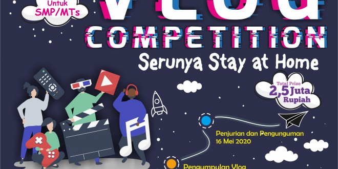 PICOS V.2 VLOG COMPETITION SE-INDONESIA