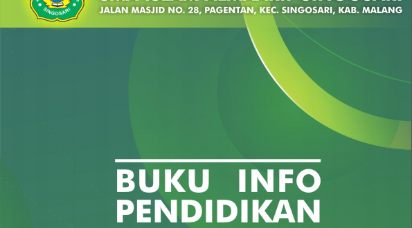BUKU INFO PENDIDIKAN TAHUN AJARAN 2020 / 2021